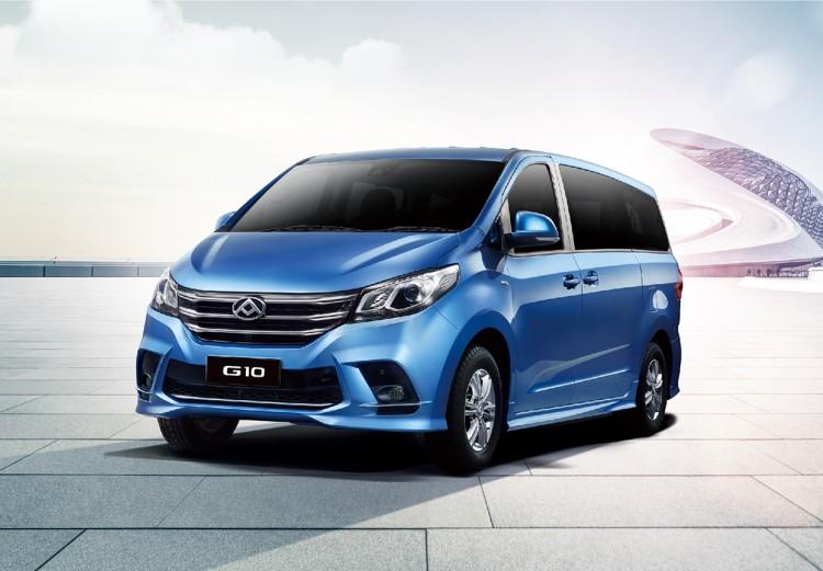 響應三胎政策 2022款上汽大通MAXUS G10汽油版售14.58萬元