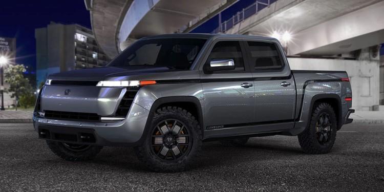 Lordstown Motors警告稱其電動汽車業務可能會失敗