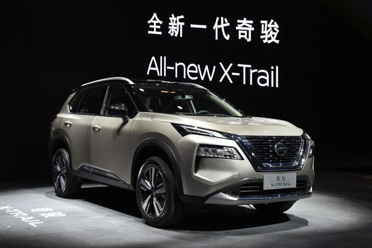 1.5T/150kW 新一代日产奇骏6月23日预售