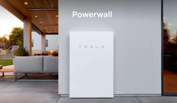 """特斯拉宣布将在中国推出其能源部门""""特斯拉能源"""""""