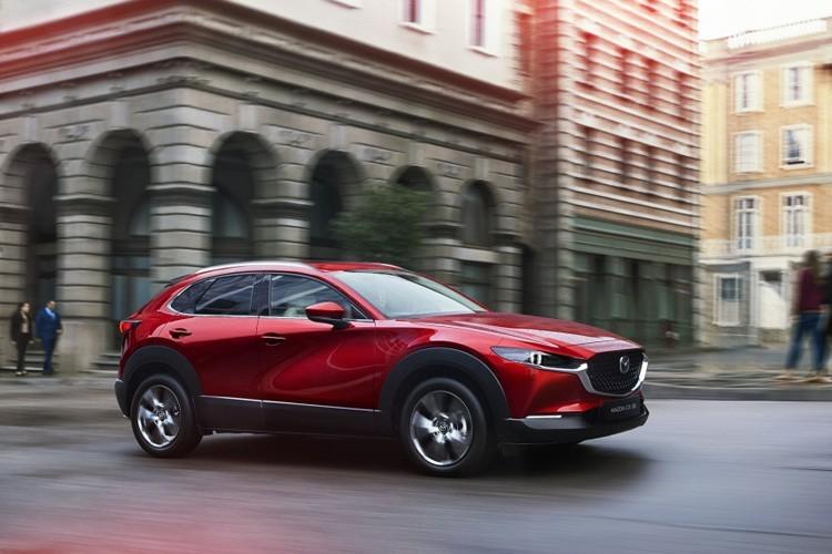 售12.99万起 2021款MAZDA CX-30正式上市