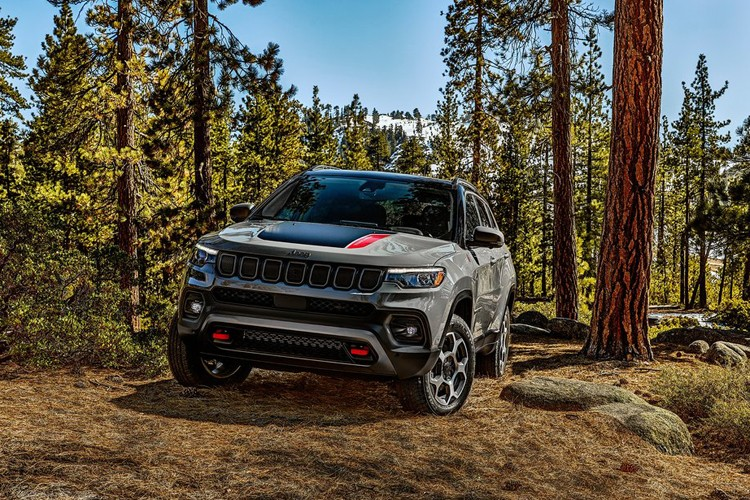 搭载2.4L+9AT 新款Jeep指南者官图发布