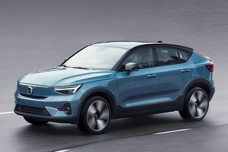 定位纯电轿跑SUV 沃尔沃C40纯电下半年上市