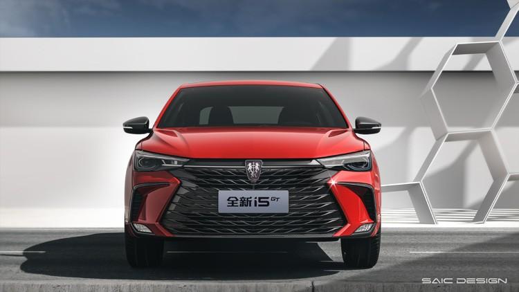 主打运动气质 上汽荣威i5 GT官图发布