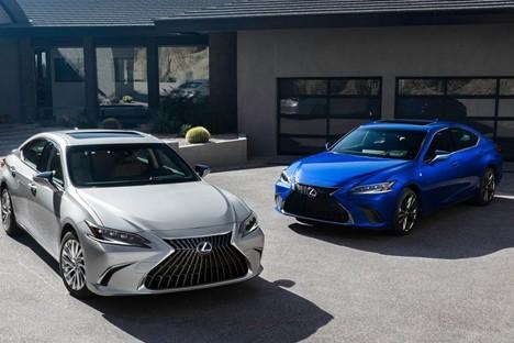 最成功的进口车&nbsp三种动力的雷克萨斯ES该买哪款?