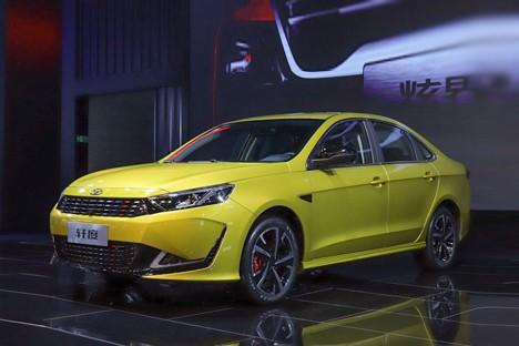 时隔7年,终于憋出一款轿车,炫酷造型能迎来品牌爆发吗?