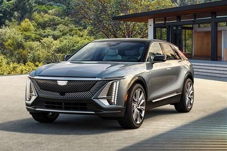 凱迪拉克大純電SUV,美國38萬起售,國產賣多少能贏?