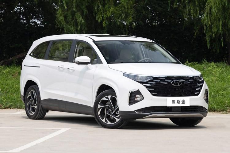 高性价比MPV的杰出代表 北京现代库斯途售16.98万起
