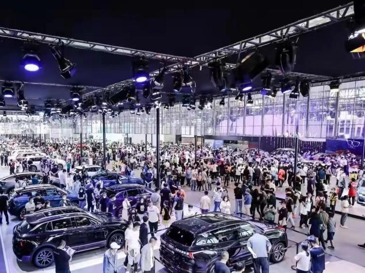 观众人次达63.3万 2021中国(天津)国际汽车展览会闭幕