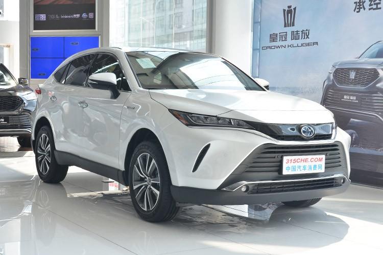 刻在骨子里的优雅 一汽丰田凌放HARRIER将于广州车展上市