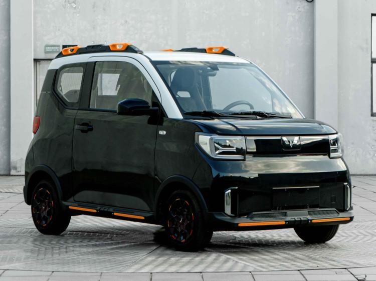 """又来一款""""MINI EV""""?近期一批电动代步新车曝光"""