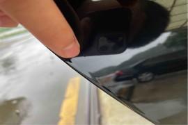 岳阳长庆凯迪拉克4s喷漆返工5次扔有瑕疵