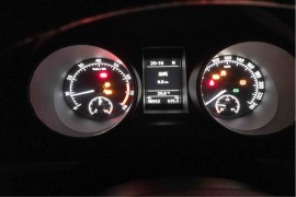 ABS泵故障,影响行车安全。上汽大众斯柯达