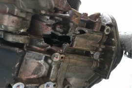 吉利EC8开了4万1公里发动机自然损坏