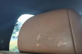 座椅破皮 售后拒保修
