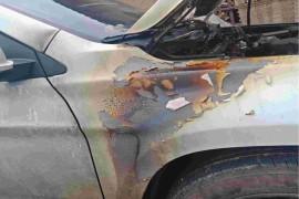 比亚迪汽车自燃,而该公司售后不管不问