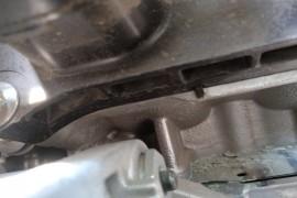 启辰R50发动机中缸漏防冻液