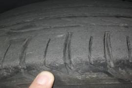 普利司通轮胎,裂纹