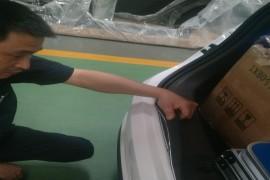 保险杠二次喷漆的库存车