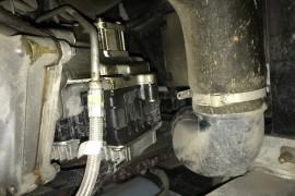 液压执行单元漏油