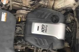 发动机烧机油4S店检查是涡轮总成出现问题