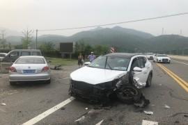 汽车重大事故,气囊未弹