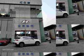 新车发动机敲杠,缸体有划痕,销售有质量问题车辆。