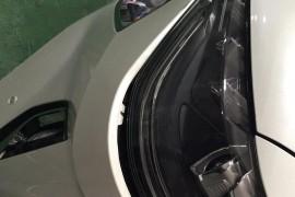 汽车保养车辆受损