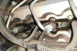 2018年4月买的车发动机多处漏油