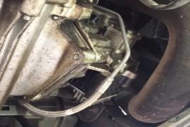 变速箱漏油,要求更换配件