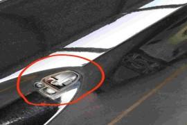 欺诈销售二次喷漆事故车辆