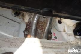 机油乳化!&nbsp后背箱生锈严重