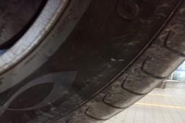 轮胎有问题需要换新的