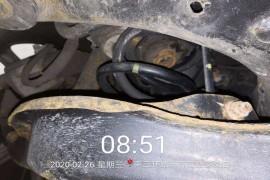 红旗汽车一年半生锈严重,一个月连断两悬挂!