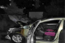 荣威360汽车自燃,至今没人管。