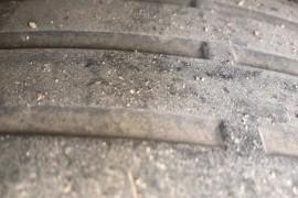 宝骏530轮胎磨损严重两万公里四条胎磨平