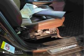 长安CS95,副驾座椅调节损坏,厂家无货跟换