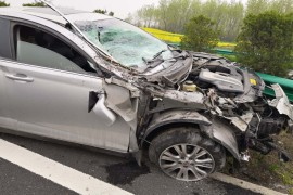 严重碰撞后安全气囊未开