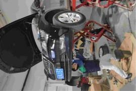 新车发动机漏油,空调外循环异响,冷车启动有异响