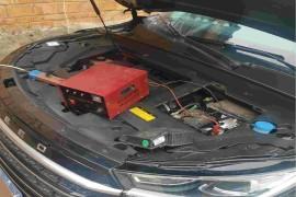 我的车停下来就打不着火,电瓶没电