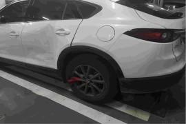 马自达店修车效果色差明显且有多出瑕疵和无故伤痕