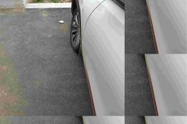车刚买八九个月左前减震器弯曲4s店推卸责任
