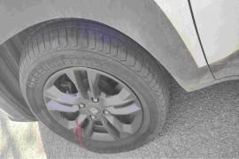 车胎在出现漏气时警报灯没有任何显示。