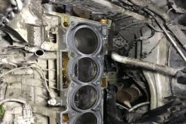 发动机设计缺陷,造成车辆拉缸