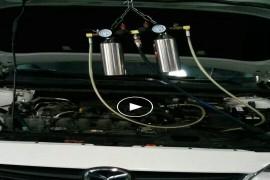 马自达昂科塞拉发动机高转速高温导致冷敲缸