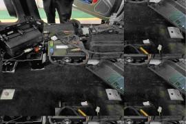车身质量问题,致车里进少量水,导致电子模块损毁