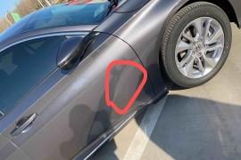 本田雅阁新购车辆车漆有问题