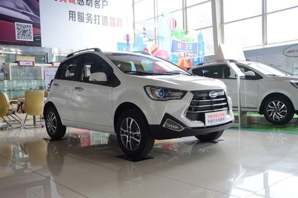 江淮瑞风S7运动版上市 售9.98-16.58万