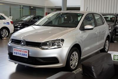 Polo 2013款 1.6L MT 舒适版