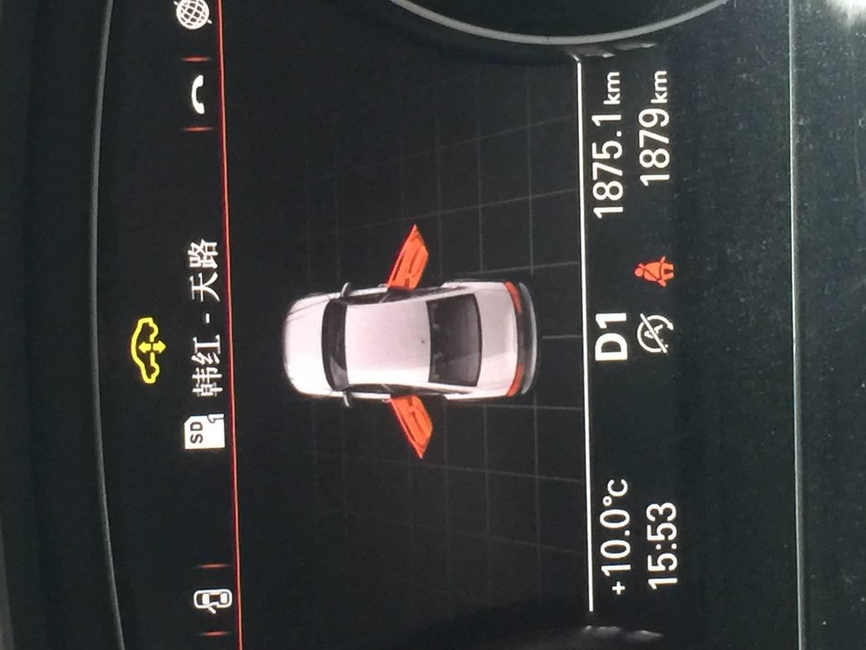 新车500公里空气悬挂出现故障
